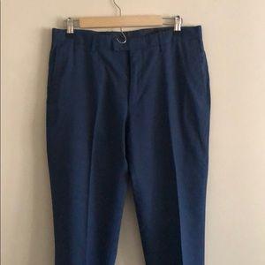 Banana Republic Men's Slim Fit Dress Pants